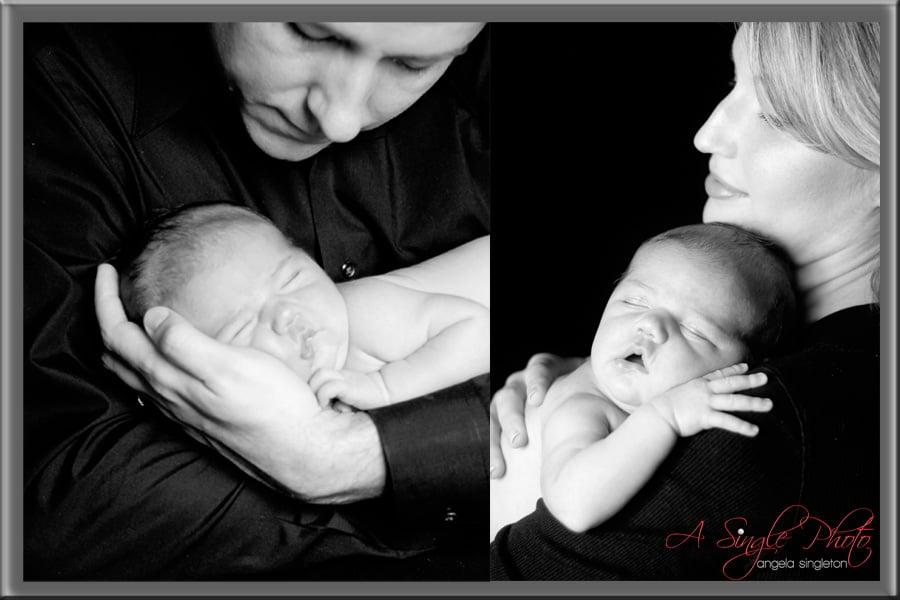Maryland newborn girl