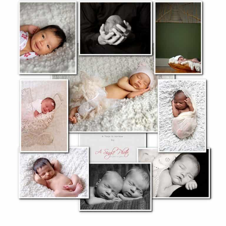 Happy New Year! | Baltimore Newborn Photographer