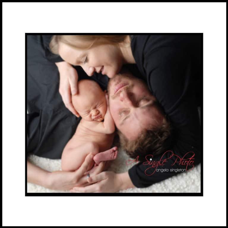 Introducing Hunter | Maryland Newborn Photographer