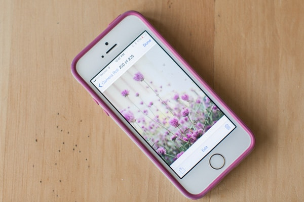 How to Save Your Camera Phone Pics