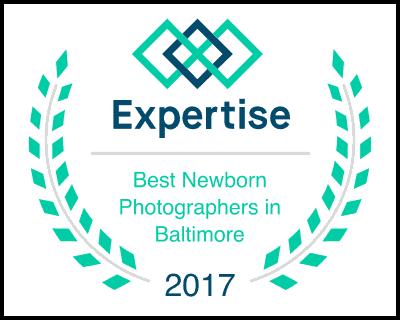 Baltimore's Best Newborn Photographer