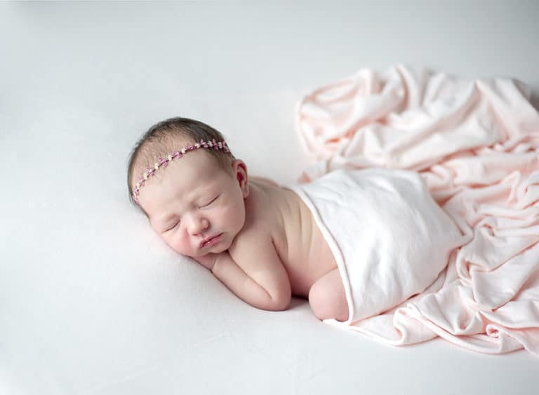Best Baby Photographer Baltimore | Maeve
