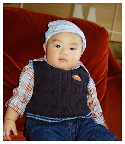 Newborn | Baltimore Photographer | January 11, 2009